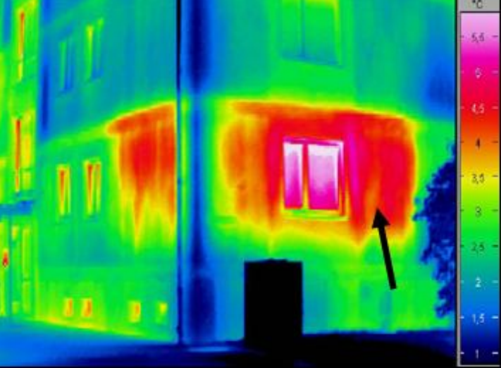 thermography issue image